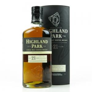 Highland Park 21 Year Old / 47.5%