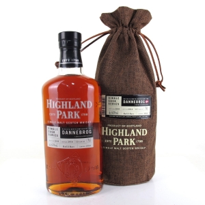 Highland Park 2003 Single Cask 13 Year Old #1933 / Dannebrog 808th Anniversary