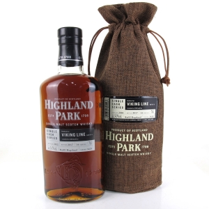 Highland Park 2002 Single Cask 14 Year Old #3429 / Viking Line
