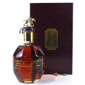 Blanton's Single Barrel Gold Edition / with Humidor