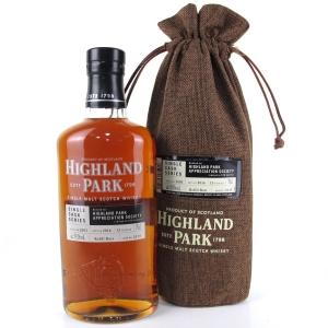 Highland Park 2003 Single Cask 13 Year Old #2115 / Highland Park Appreciation Society