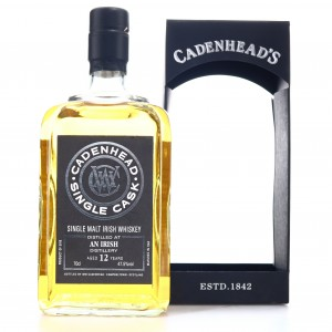 Irish Single Malt 2006 Cadenhead's 12 Year Old / Flanders' Finest