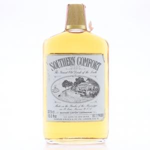 Southern Comfort Half Bottle 1970s