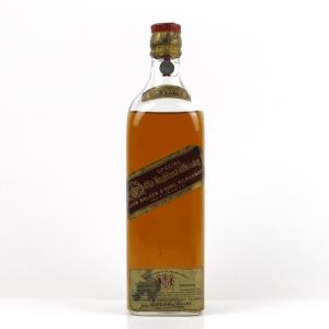 Johnnie Walker Red Label 1930s