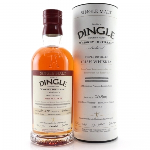 Dingle Irish Single Malt Whiskey / Super Valu Exclusive