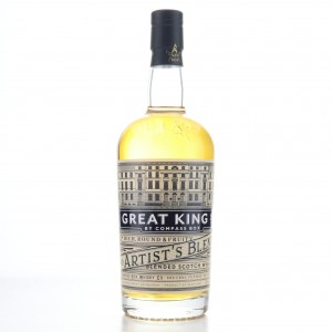 Compass Box Great King Street Artist's Blend