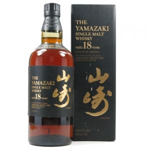 Yamazaki 18 Year Old Front