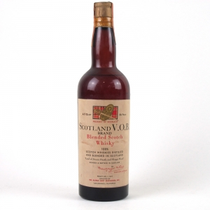 Scotland VOB Blended Scotch 1960s