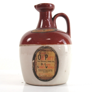 Grand Old Parr 12 Year Old 1980s Decanter
