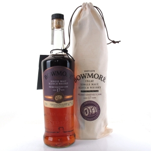 Bowmore 17 Year Old Hand Filled Feis Ile 2016 / PX Cask