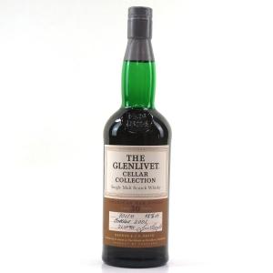 Glenlivet 30 Year Old Cellar Collection