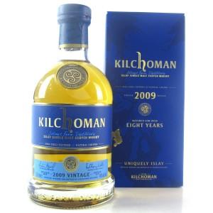 Kilchoman 2009 Vintage / 2017 Release