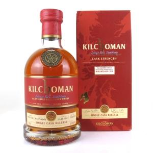 Kilchoman 2011 PX Sherry Finish / Whiskybase.com 10th Anniversary