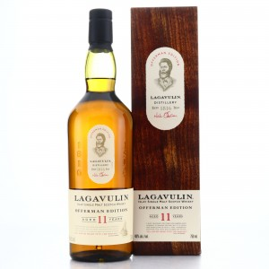 Lagavulin Offerman Edition 11 Year Old 75cl / US Import