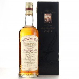 Bowmore 1973 21 Year Old 75cl