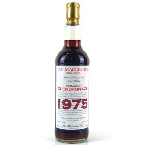 Glendronach 1975 Ian MacLeod