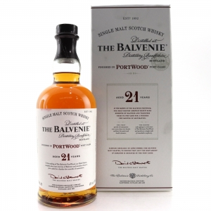 Balvenie 21 Year Old Port Wood 2017