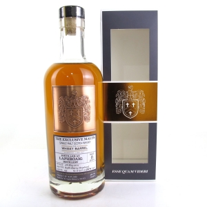 Laphroaig 2011 Creative Whisky Co 6 Year Old / The Whisky Barrel 10th Anniversary