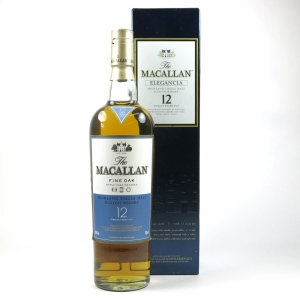 Macallan Elegancia 12 Year Old 1 Litre
