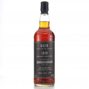 Bunnahabhain 1979 Duir 30 Year Old / The Whisky Talker