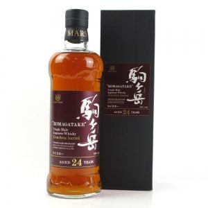 Shinshu Mars Komagatake 24 Year Old Bourbon Barrel
