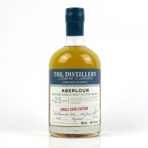 Aberlour 1989 Reserve Collection 25 Year Old / Single Cask Edition