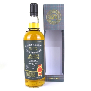Ledaig 2005 Cadenhead's 11 Year Old