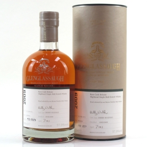 Glenglassaugh 2009 Rare Cask Release 7 Year Old / UK Exclusive