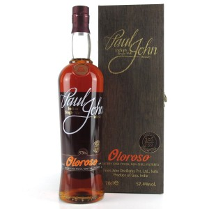 Paul John 2009 Oloroso Finish