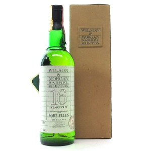Port Ellen 1977 Wilson and Morgan 16 Year Old / Rossi and Rossi Import