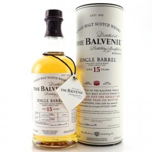 Balvenie 1989 Single Barrel 15 Year Old #13484