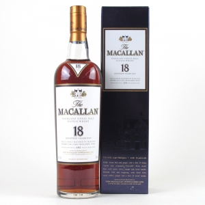 Macallan 18 Year Old 1993