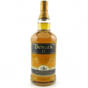 Dewar's 12 Year Old Special Reserve 1 Litre