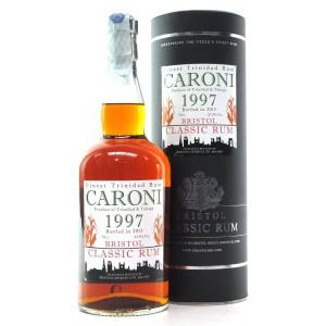 Caroni 1997 Bristol Classic Rum / Bottled 2015