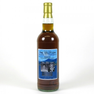 Bowmore 1990 'The Solution' 21 Year Old Front
