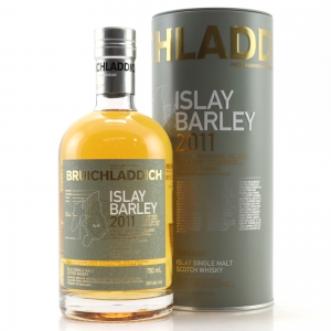 Bruichladdich 2011 Islay Barley 6 Year Old 75cl / US Import