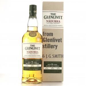 Glenlivet 16 Year Old Nàdurra Batch #0614C