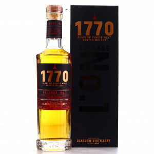 Glasgow '1770' Release No.1 50cl