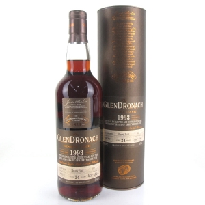 Glendronach 1993 Single Cask 24 Year Old #652 / AbbeyWhisky.com 10th Anniversary