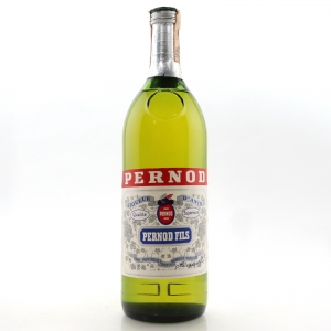 Pernod Fils 1 Litre 1970s