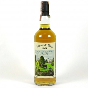 Bowmore 10 Year Old Prestonfield House Front