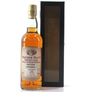 Glen Keith 1968 Premier Malts 34 Year Old