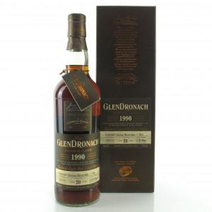 Glendronach 1990 Single Cask 20 Year Old #2621