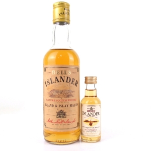 Bell's Islander 37.5cl and 5cl