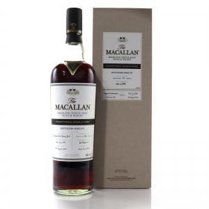 Macallan 1997 Exceptional Cask #9182-01