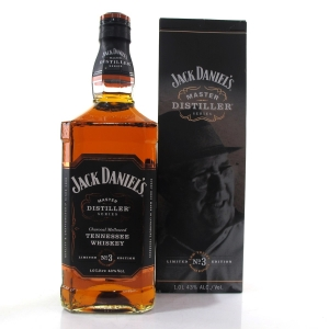 "Jack Daniel's Master Distiller Batch #3 / ""Lem"" Tolley"