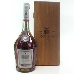 Martell Cordon Noir Napoleon Cognac 1990s