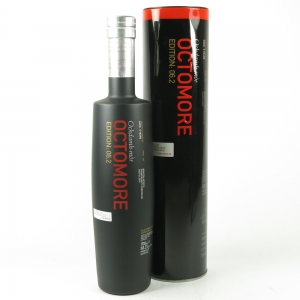 Bruichladdich Octomore 6.2 / Travel Retail Exclusive