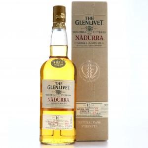 Glenlivet Nàdurra 16 Year Old Cask Strength Batch #0606A