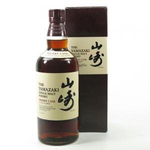 Yamazaki Sherry Cask 2013